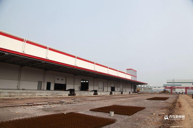 民生在线:地铁16号支线途径李哥庄镇 京东物流园即将启用