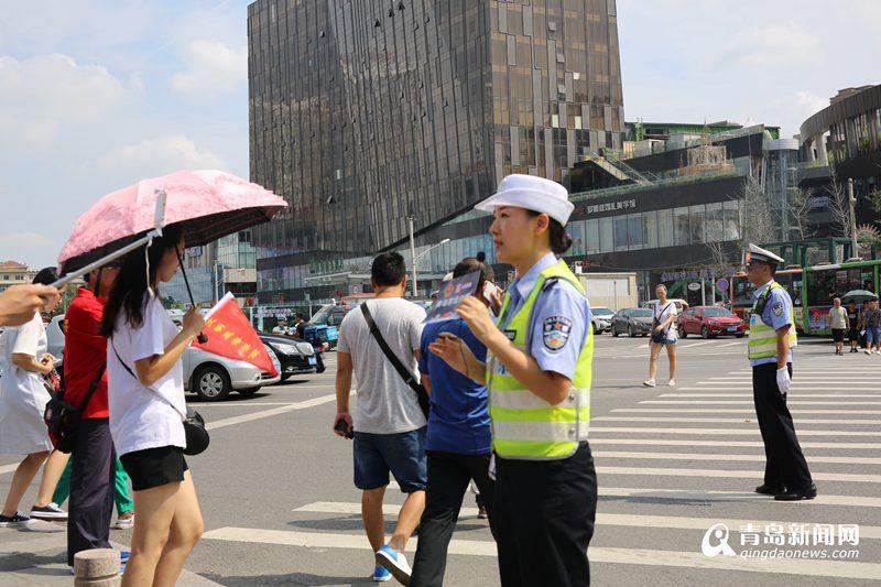 【最美警察】韩通科:直播警花奔跑在夜查现场
