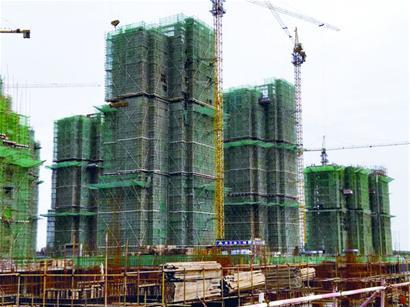 胶东机场安置房回迁定时间 明年11月住宅楼建成