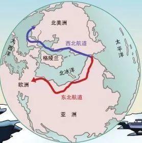 """中俄领导人要一起搞的""""冰上丝绸之路""""是什么?"""
