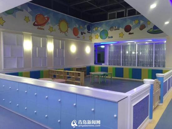 市北6所新建幼儿园投入使用 新增学位1200个