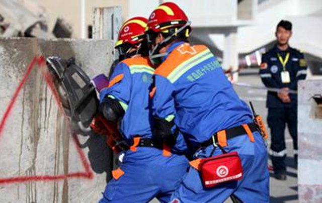 点赞!市红十字蓝天救援队获得全国竞赛一等奖
