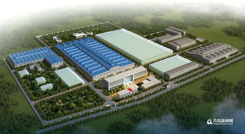 高清:盘点胶州新签约开工大项目 总投资418亿