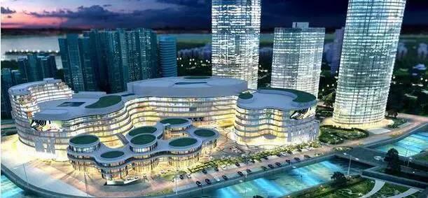 投资453亿 名企医院学校落户西海岸新区