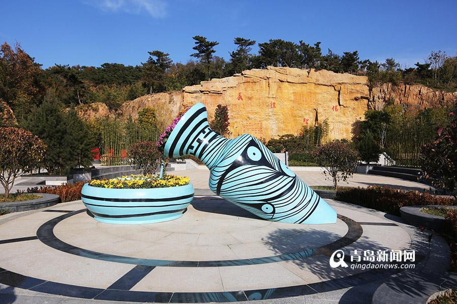 李沧落地院士项目将达12个 枣山公园年底竣工