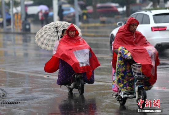 弱冷空气将影响北方多地降温 南方多阴雨天气