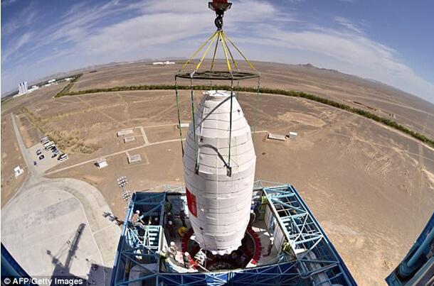 美空军将领称:美国在太空竞赛中落后中国40年
