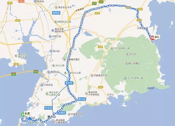 青岛交警发布通知 莱阳路要封闭施工1个月