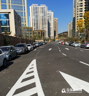 青岛年内再通三条断头路 含新都心规划四号线