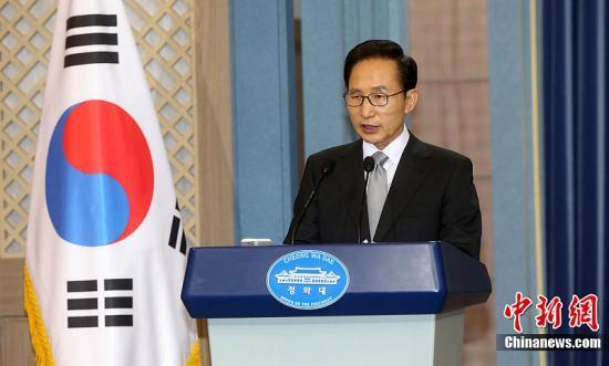 黑料越曝越多 韩前总统李明博辩称遭政治报复