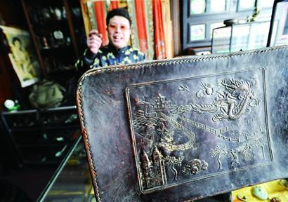 市民收藏近万件老物件 想办展馆复原里院文化