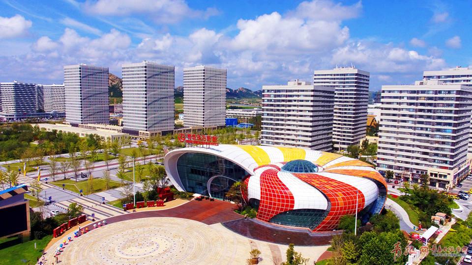地标建筑星罗棋布 青岛这座新城厉害了图片