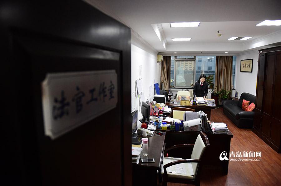 """青春心向黨建功新時代交流會,【青島故事】""""幸福拯救俠"""":14年挽回500樁婚姻"""