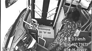 金沙娱乐平台网址:女子抱狗大闹公交:抢乘客手机_霸占驾驶室还咬司机