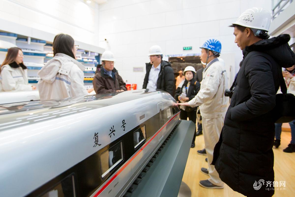 实地探访中国高铁生产基地:中车四方(组图)
