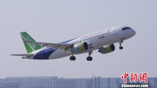 中国商飞公司民用飞机试飞中心总工程师王伟介绍,根据c919大型客机项