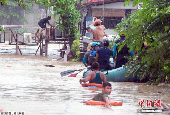 80后电子游戏大全:风暴袭菲律宾数百人死伤_5万多人受灾航班取消