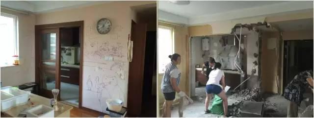 新金沙开户网址:80后奶爸拆光120平精装房_给女儿造了个游乐场