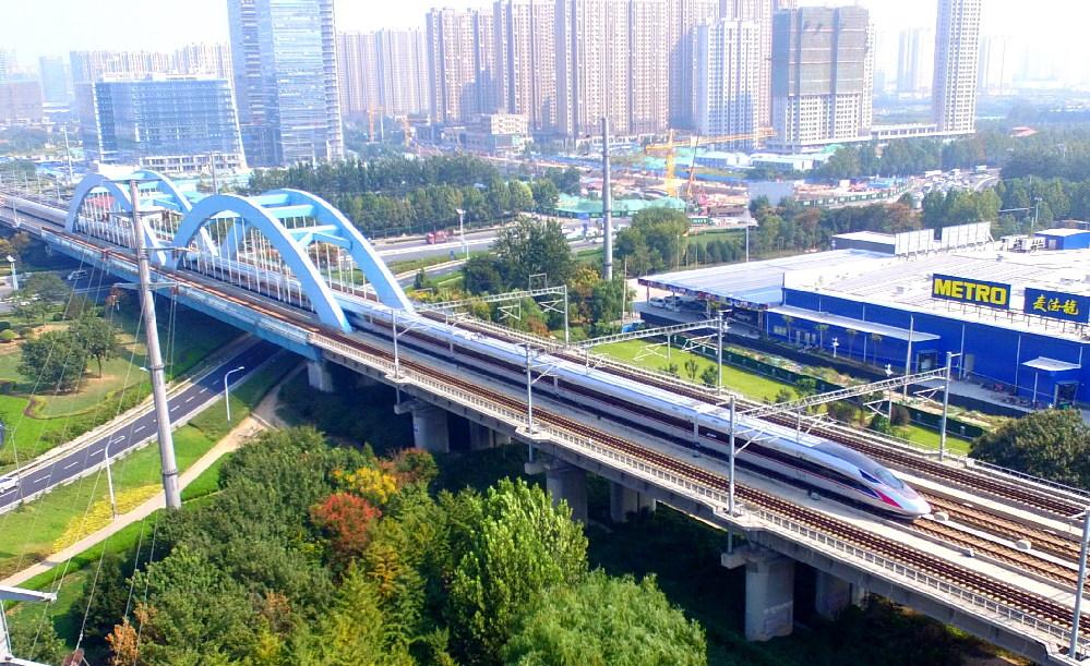 mg电子游戏摆脱网址:山东17市将全通高铁_重点建设济青高铁等项目