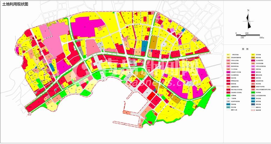 市南总体规划