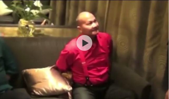 澳门在线电子游艺:央视披露假将军被抓视频:质问办案人员算老几