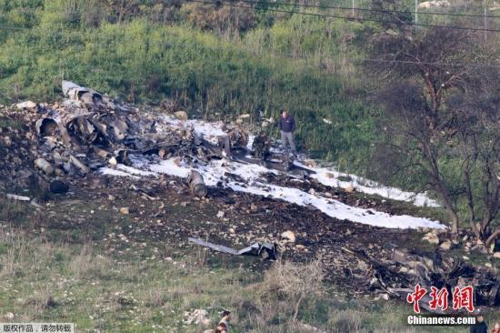 飞艇手机开奖直播:以色列空袭叙遭回击_F-16战机坠毁飞行员逃生
