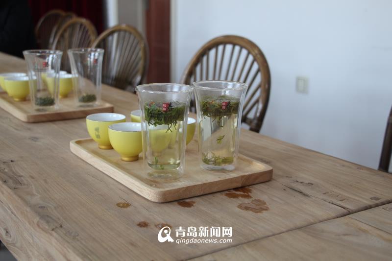 崂山大田春茶开炒 王哥庄邀您参加茶文化节(图