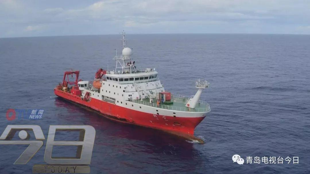 科学号回家了 从西太平洋海山带回大量神秘海底生物