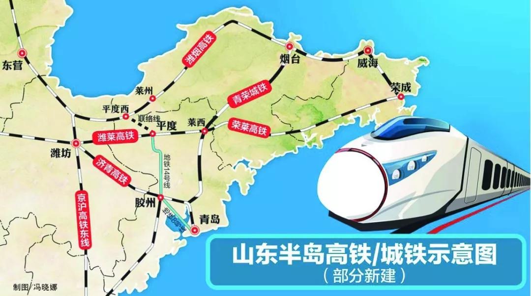 f00dc291 bd28 4dac b6b9 f9ae6ca861f5 - 有这些交通大项目即将潍烟高铁环评公示还