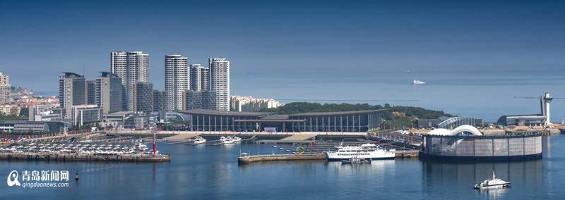 青岛奥帆中心7月1日正式开门纳客 打造三中心一客厅