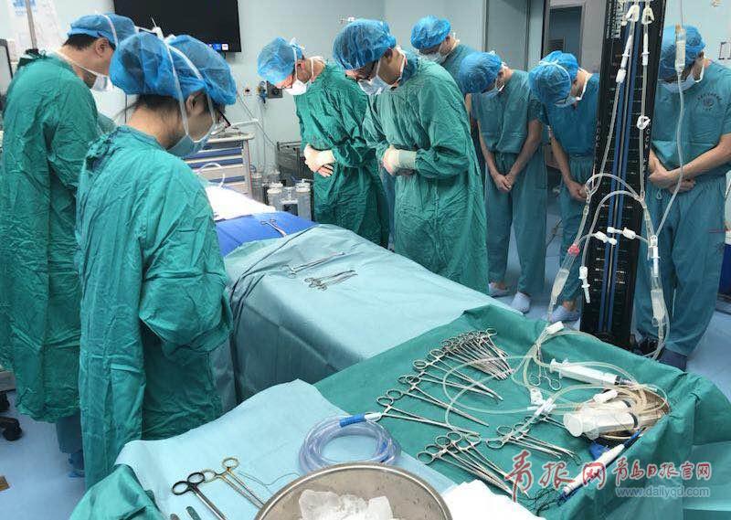 青岛5岁女童突发脑部疾病去世 捐献器官挽救5个家庭