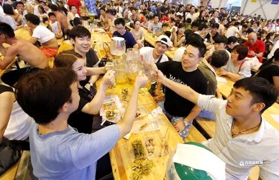 抢先看!第28届青岛国际啤酒节三大