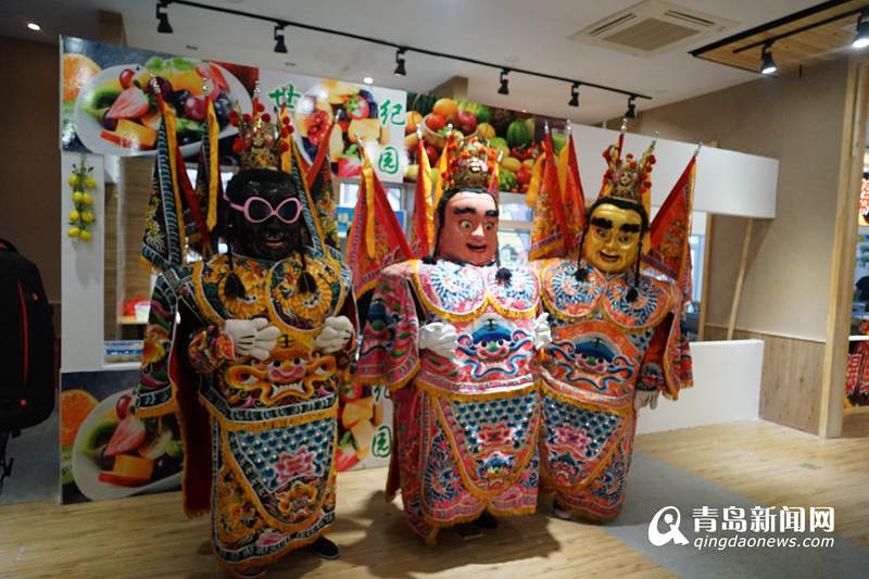 """200余种美食荟萃青岛啤酒城 打造""""舌尖上的啤酒节"""""""