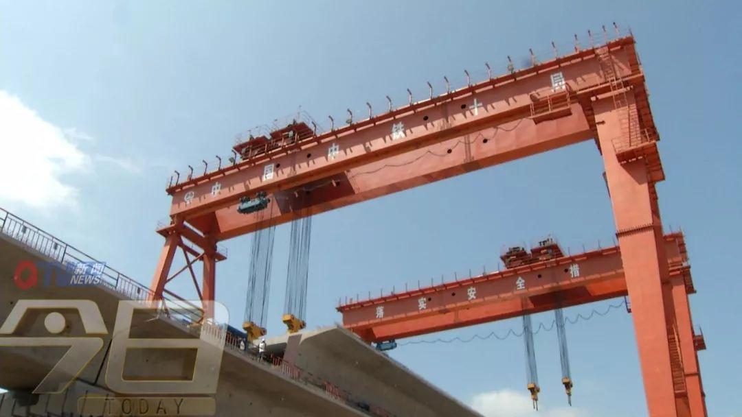 潍莱高铁莱西标段预计2020年底通车 下部结构完成近半