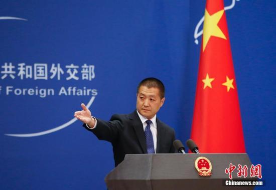 中国外交部驳美涉华军事报告:罔顾事实 坚决反对