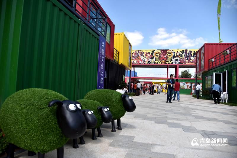 开城文娱部落甜羊范围美食城塔桥.的地方美食跳马乡村图片