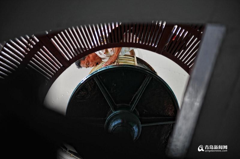 北京赛车pk10登录平台:【青岛故事】探访团岛灯塔守塔人:半生坚守见证青岛变迁