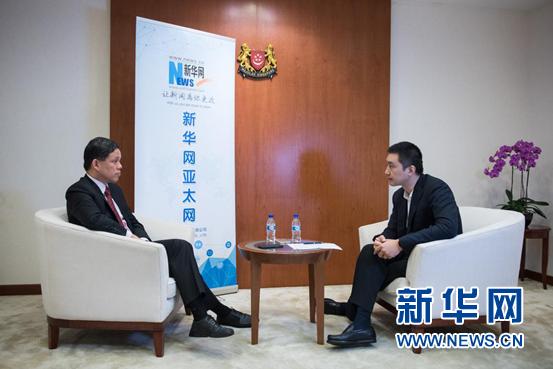 陈振声:中国市场越来越大 为世界带来更多商机