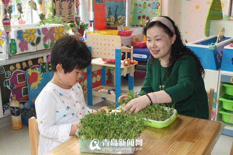 专访湖南路幼儿园园长苏卫晗:快乐的天地 幸福的教师