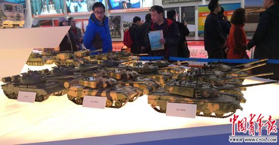 中国陆军武器四十年跨越 三代主战坦克已达世界先进水平