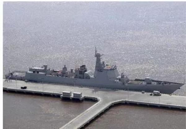 水师山东舰队再添成员淄博舰已定名组建军队