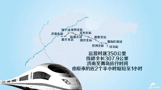 青岛在建地铁线、火车站盘点 在你家附近吗