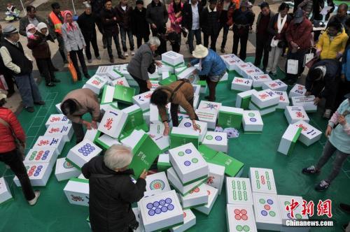 牌桌上的中国新年:春 恒达团体导航网址_节休闲娱乐为何热衷于打