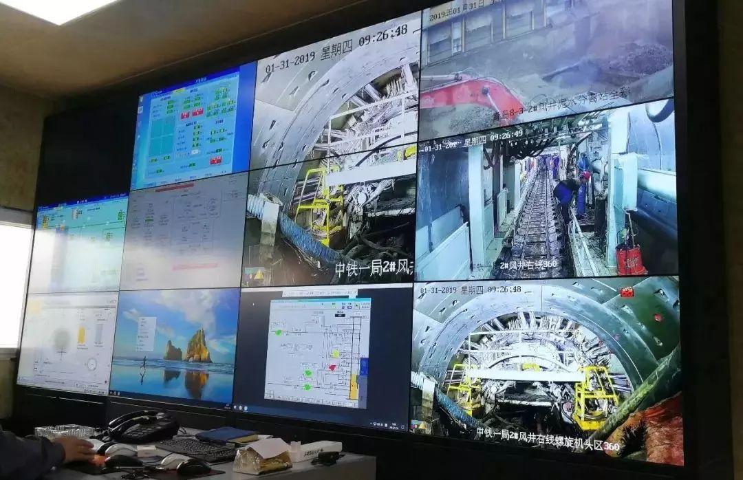 地铁8号线建设不停工:7座车站主体封顶 海底穿越胶州湾