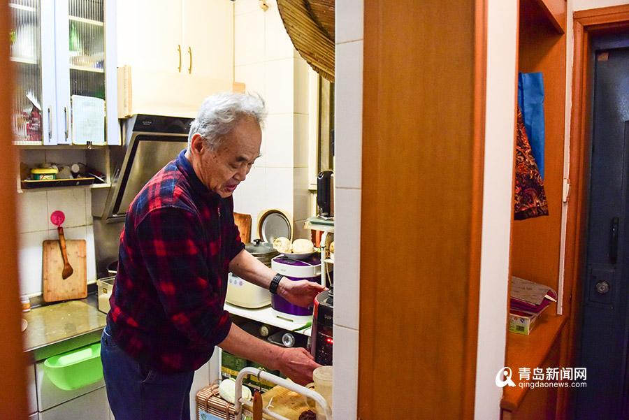 【青岛故事】理工爷爷的爱情故事:为你造双腿陪你看世界