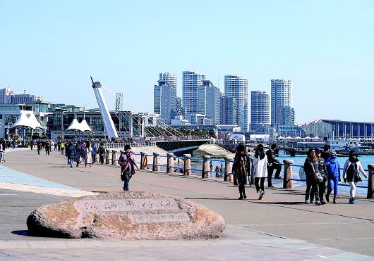 不少地方都已渐渐回暖 但岛城气温依然相对较低是什么原因呢