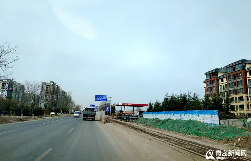 204国道新进展:胶州段拓宽全面开工 城阳段绿化+中修ag环亚集团
