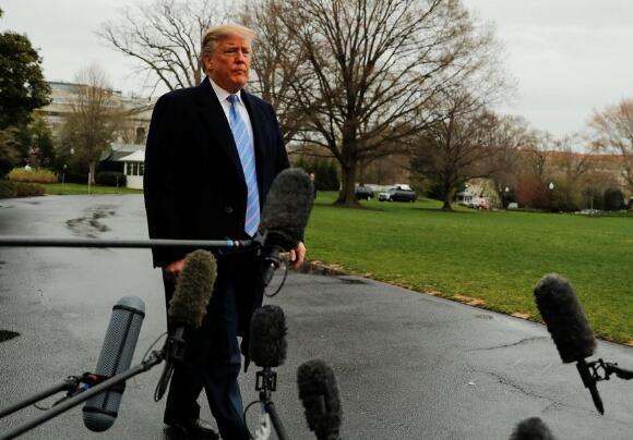 特朗普连续三年缺席白宫记者晚宴:无聊又消极
