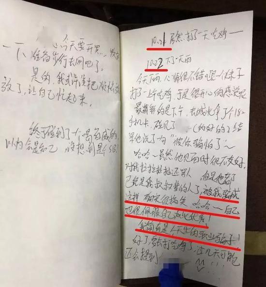 小伙诈骗后写日记佩服自己很优秀 民警看完气笑了,罗子乔 三级