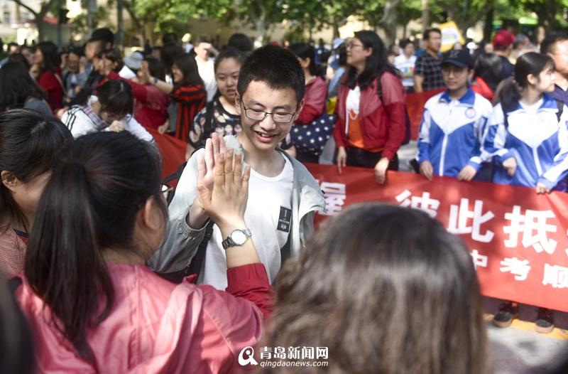 青岛中考5月16日起填报志愿 私改他人志愿将追责